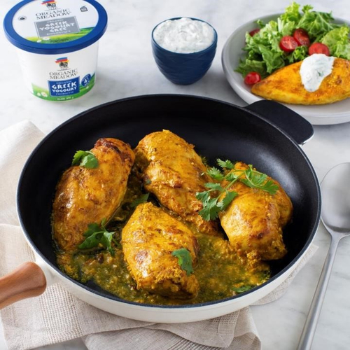Curry Yogurt Roast Chicken Breasts